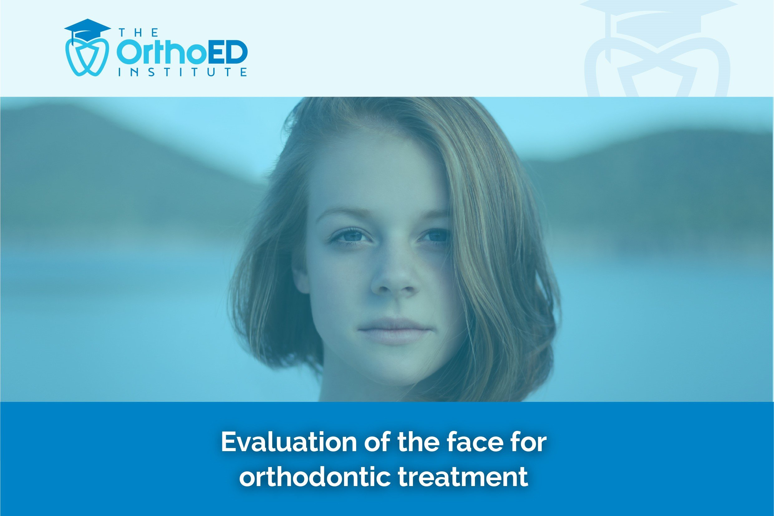 OrthoED - Evaluation of the face