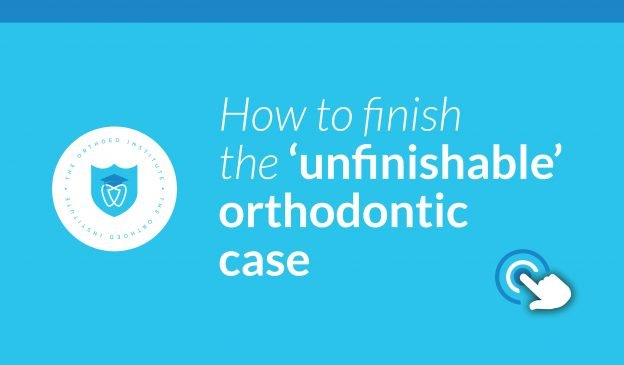 OrthoED Finish the case