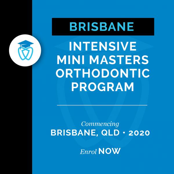 Brisbane OrthoED Intensive